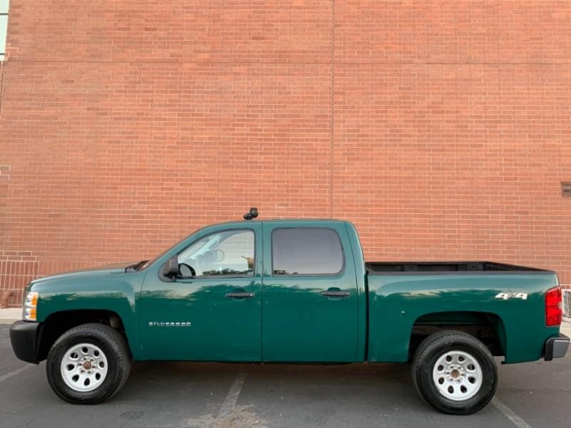 Chevrolet Silverado 1500 2012 price $16,987