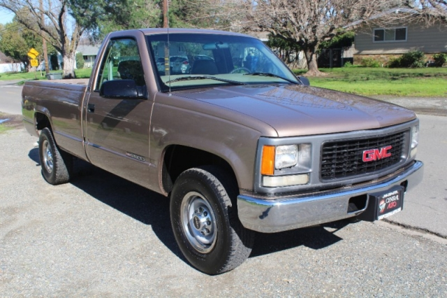 1997 GMC Sierra 2500HD