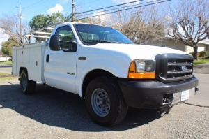 Ford Super Duty F-350 SRW 2000