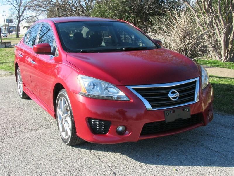 Nissan Sentra 2013 price $9,195