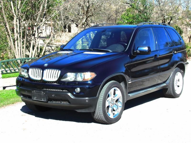 BMW X5 2005 price $5,888