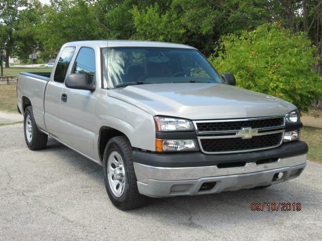 Chevrolet Silverado 1500 Classic 2007 price $7,995