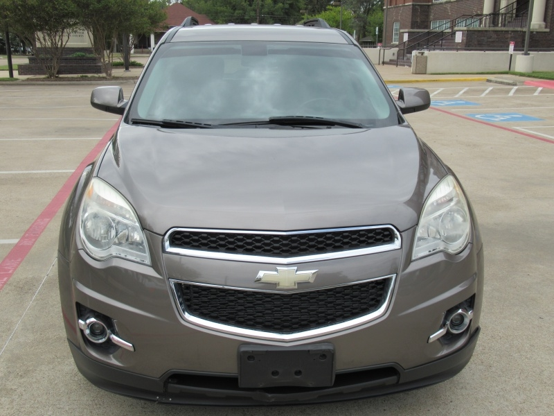Chevrolet Equinox 2011 price $9,595