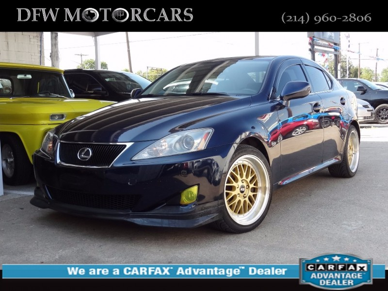 2006 lexus is 250 4dr sport sdn awd auto dfw motorcars used 2006 lexus is 250 sciox Images
