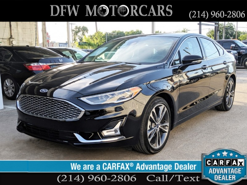 Ford Fusion 2019 price $23,995