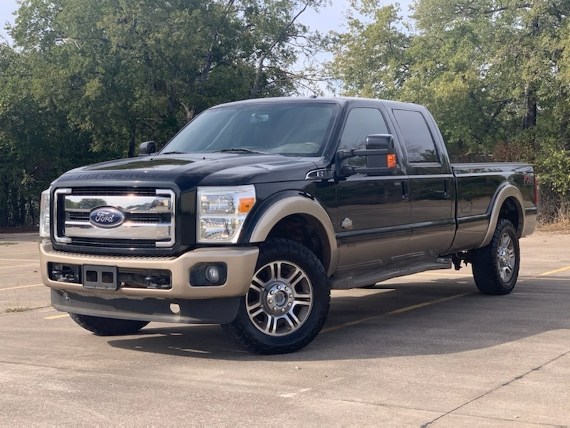 Ford Super Duty F-350 SRW 2014 price $31,995