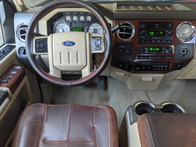Ford Super Duty F-450 DRW 2008 price $24,995
