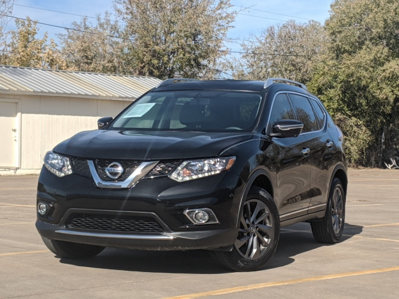 Nissan Rogue 2016 price $17,495