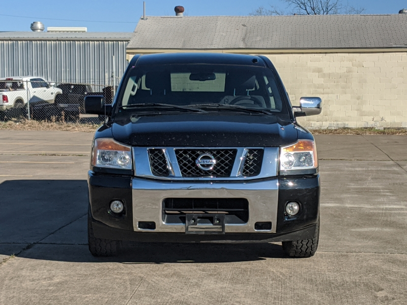 Nissan Titan 2013 price $8,795