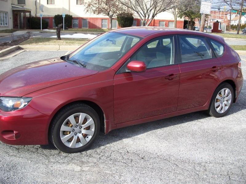 Subaru Impreza Wagon 2010 price $2,500
