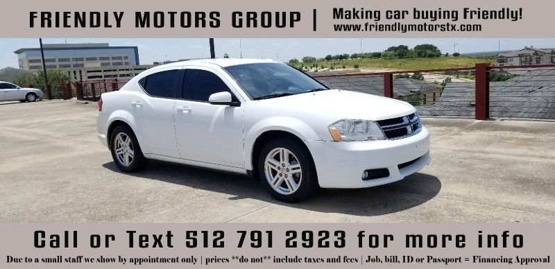 Dodge Avenger 2013 price $5,950 Cash