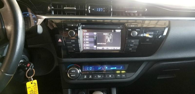 Toyota Corolla 2016 price $10,450 Cash