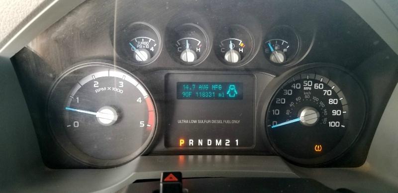 Ford Super Duty F-250 SRW 2012 price $5,000 Down