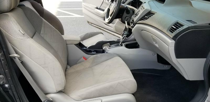 Honda Civic Cpe 2012 price $6,450 Cash