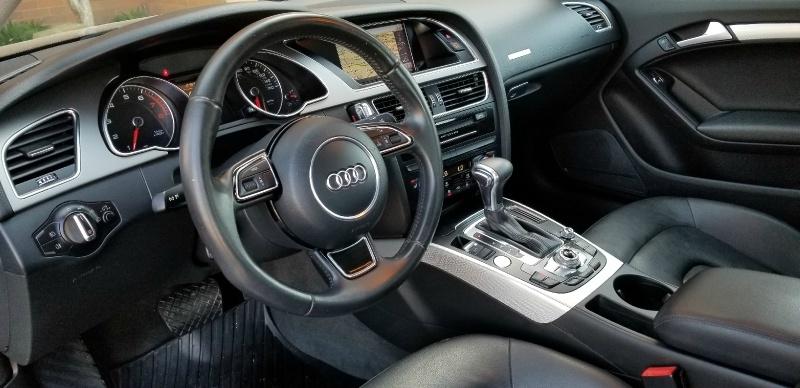 Audi A5 2013 price $11,450 Cash