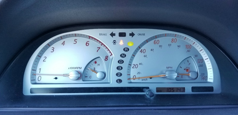 Toyota Camry 2004 price $4,950 Cash