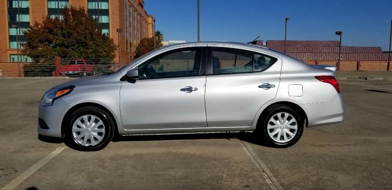 Nissan Versa 2016 price $5,950 Cash