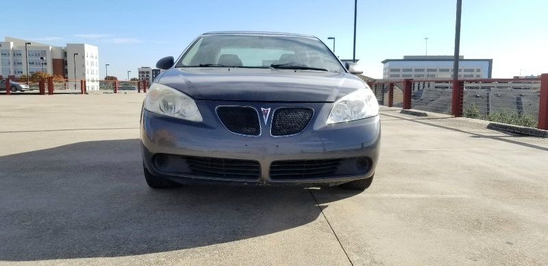Pontiac G6 2006 price $2,950 Cash