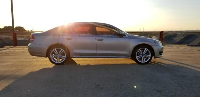 Volkswagen Passat 2013 price $7,450 Cash