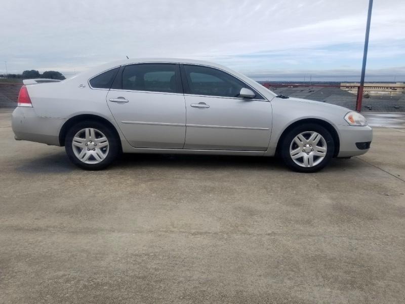 Chevrolet Impala 2008 price $4,450 Cash
