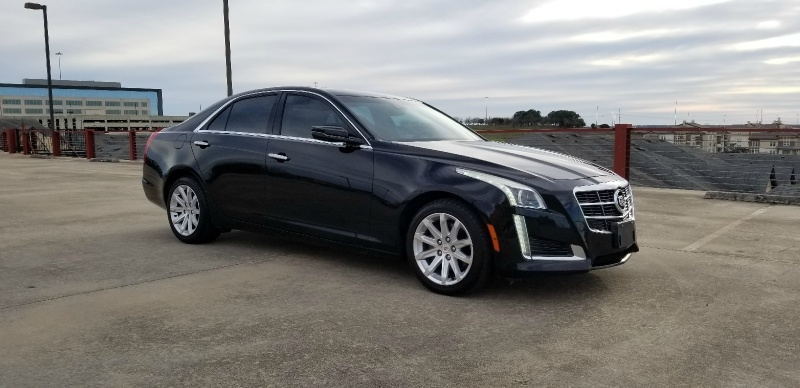 Cadillac CTS Sedan 2014 price $14,500 Cash