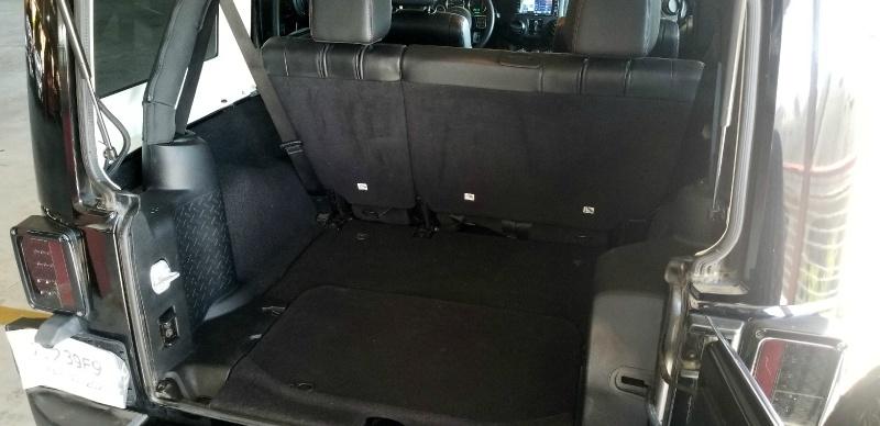 Jeep Wrangler Unlimited 2012 price $20,450 Cash