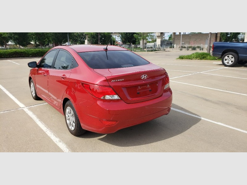 2016 Hyundai Accent 4dr Sdn Auto Se Inventory H Amp L
