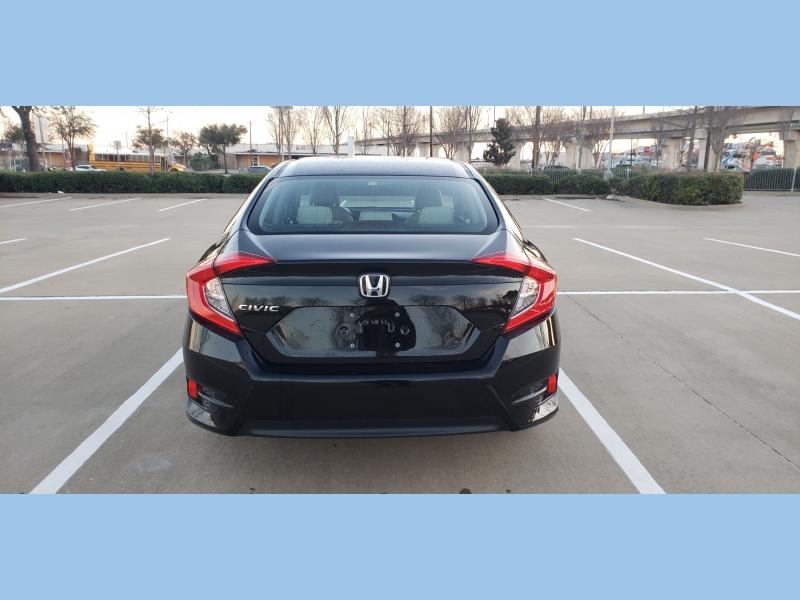 Honda Civic Sedan 2016 price $10,995