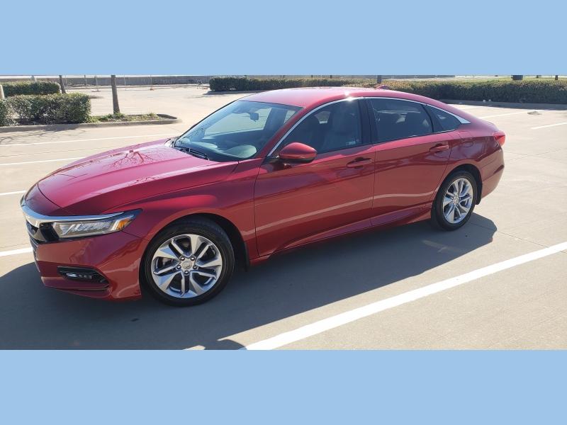 Honda Accord Sedan 2018 price $16,995
