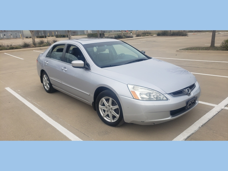 Honda Accord Sdn 2003 price $2,995