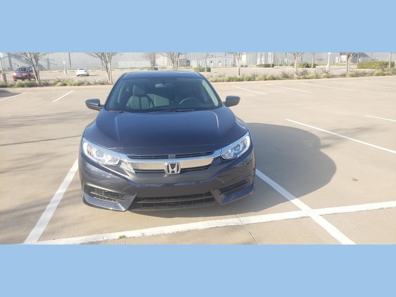 Honda Civic Sedan 2017 price $10,995