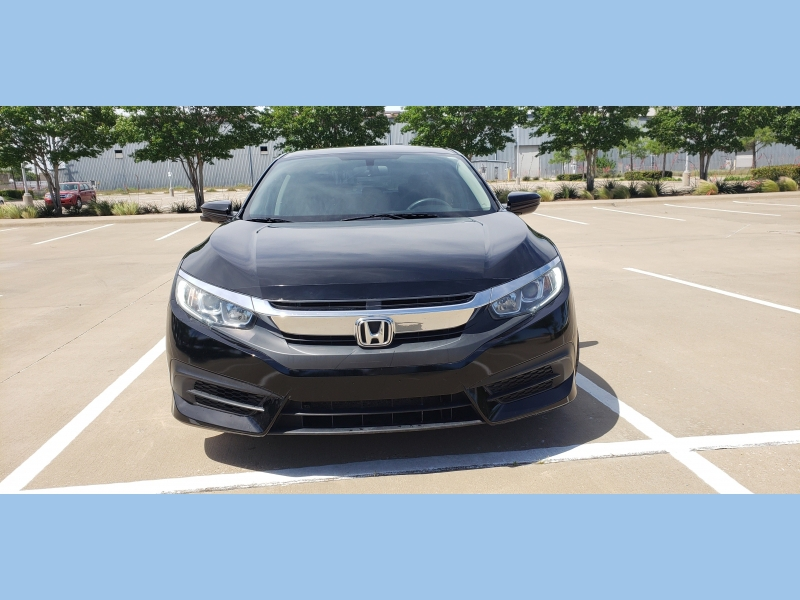 Honda Civic Sedan 2016 price $11,995