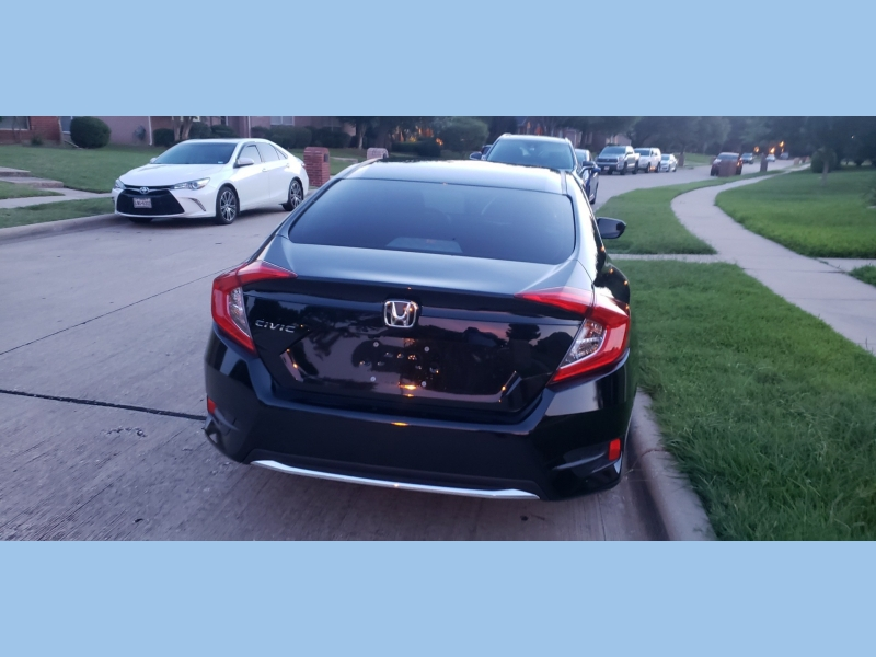 Honda Civic Sedan 2019 price $13,995