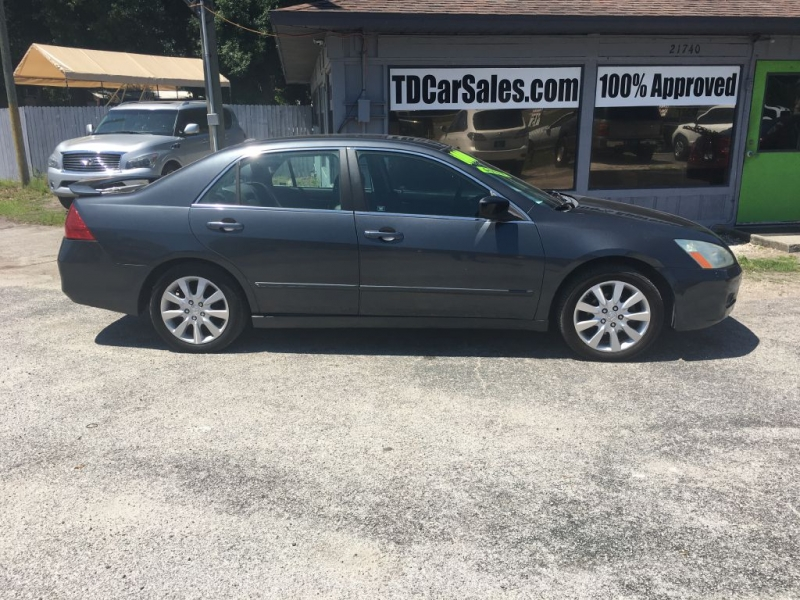 Honda ACCORD 2006 price $1,000 Down