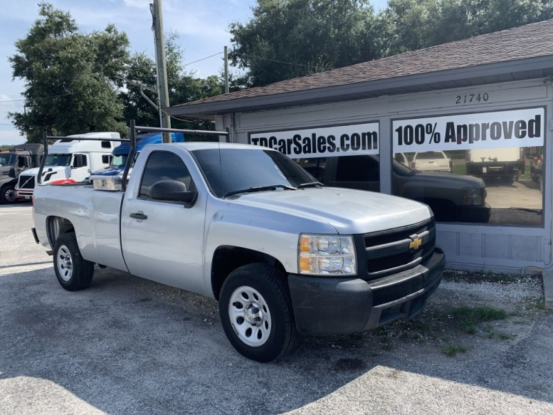 Chevrolet SILVERADO 1500 2013 price $800 Down