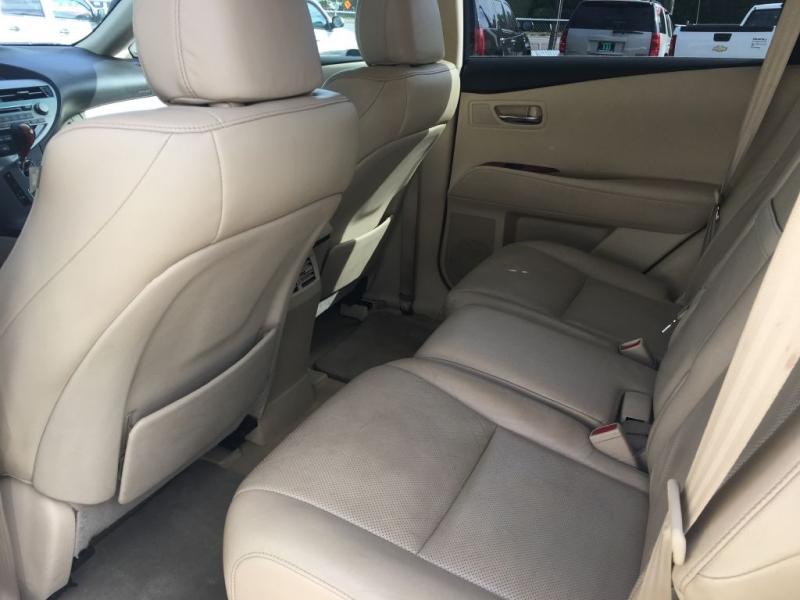 Lexus RX 350 2012 price $13,900 Cash