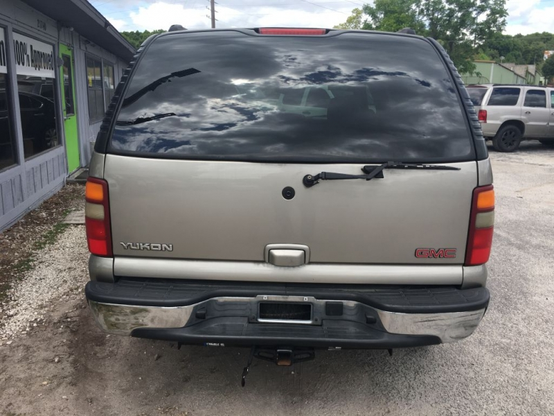 GMC YUKON 2003 price $1,000 Down