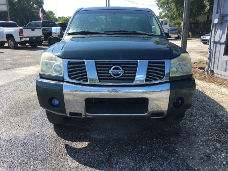 Nissan TITAN 2004 price $1,200 Down