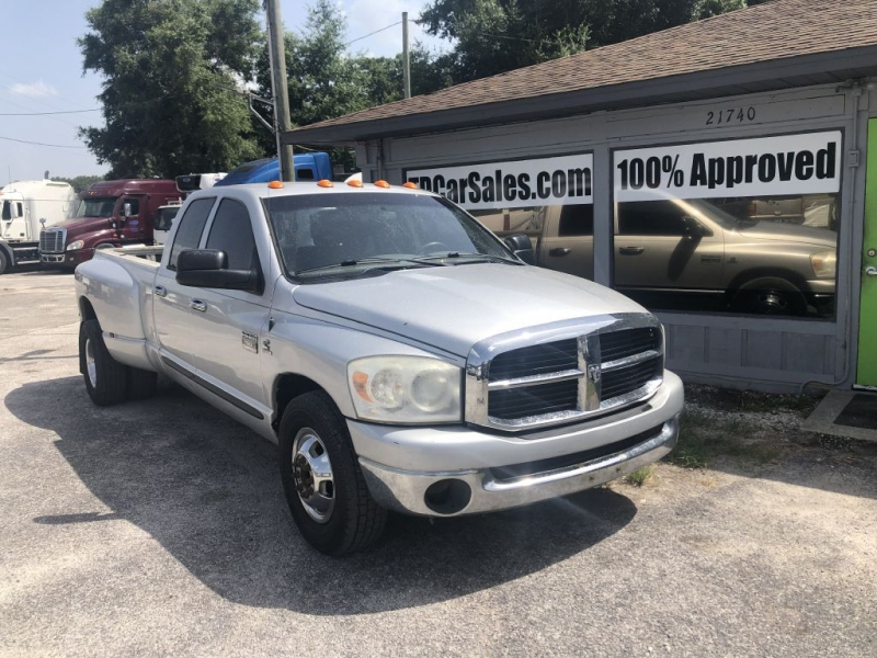Dodge RAM 3500 2007 price $15,995 Cash