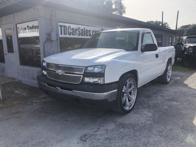 Chevrolet SILVERADO 2007 price $5,995 Cash