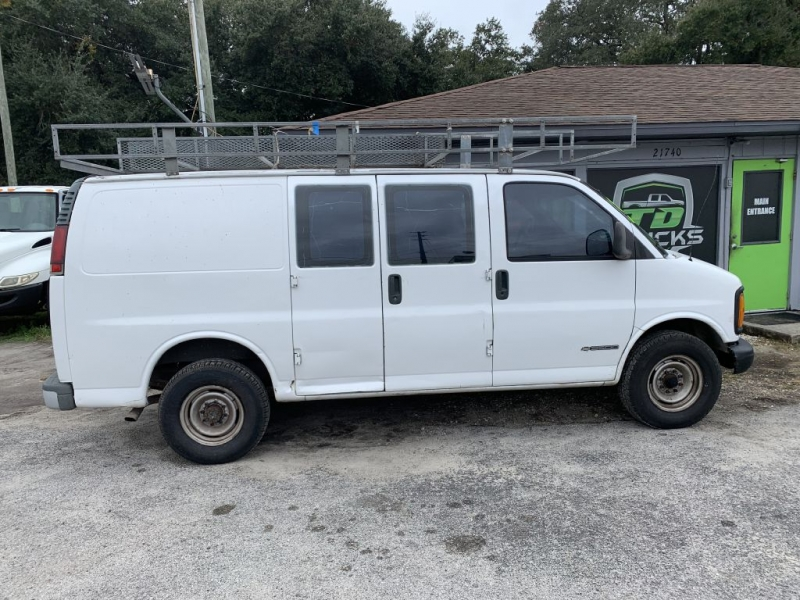 Chevrolet Express Cargo Van 1999 price $2,000 Cash