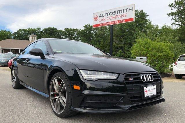 2017 Audi S7 Premium Plus Sedan 4d Autosmith Car Company Auto