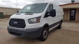 Ford Econoline Cargo Van 2016
