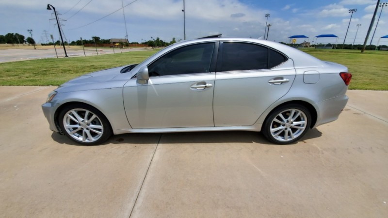 Lexus IS 250 2007 price