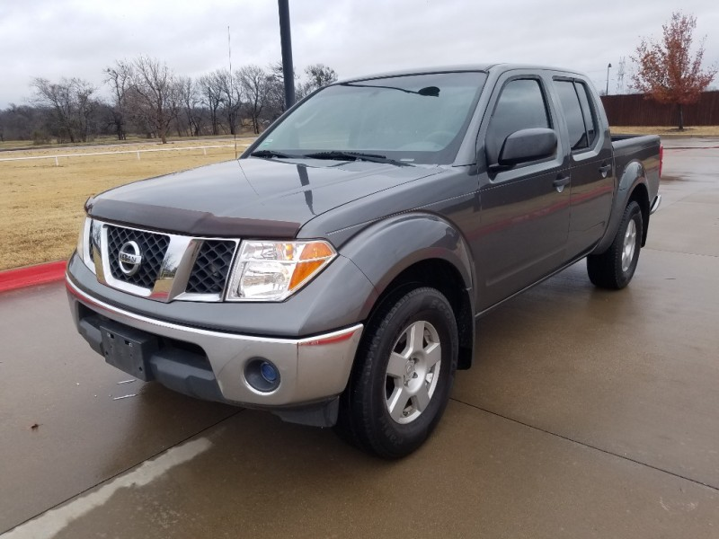 Nissan Frontier 2008 price $9,500
