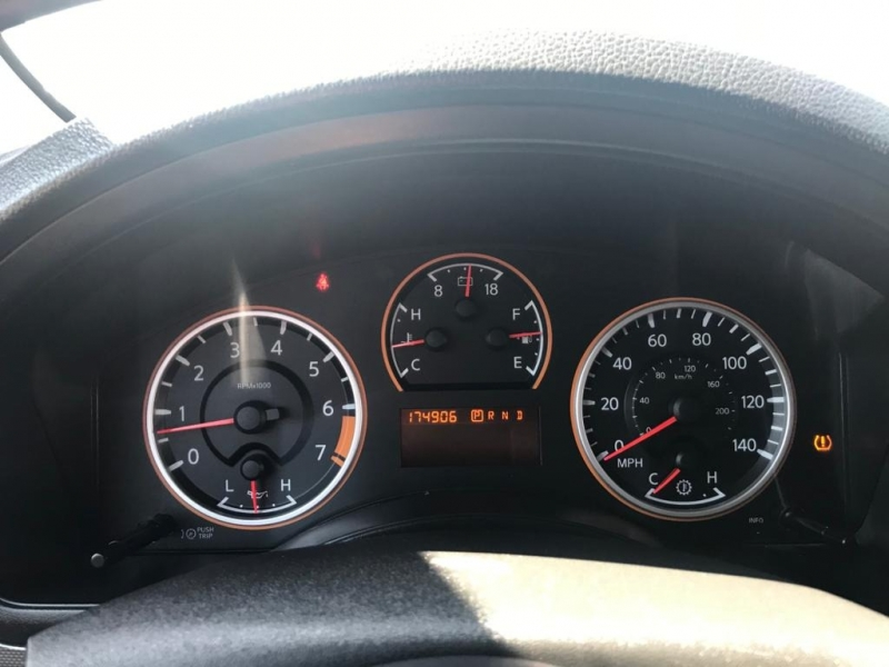 Nissan Armada 2010 price $9,550