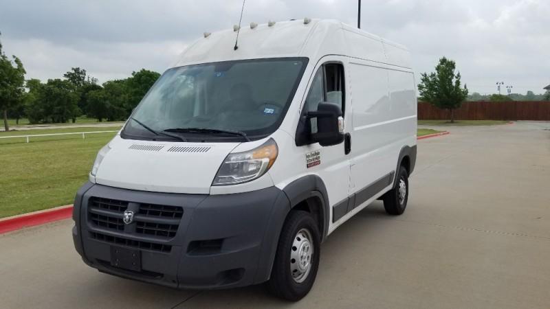 RAM ProMaster Cargo Van 2017 price $17,950