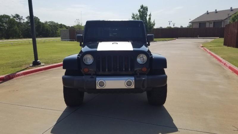 Jeep Wrangler 2009 price $0