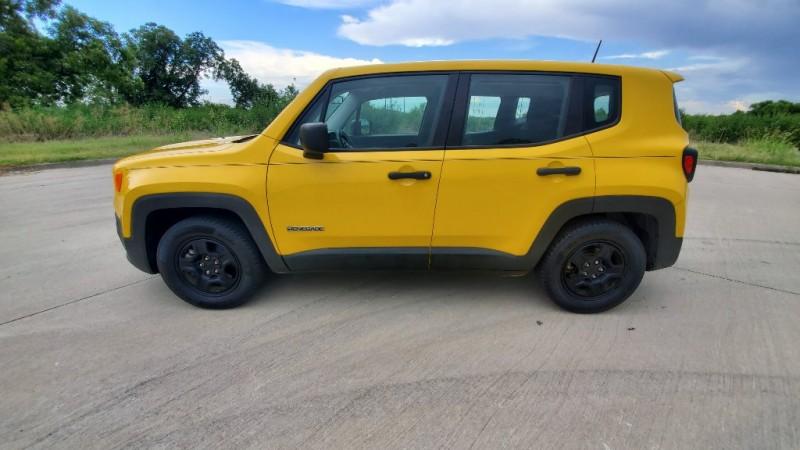 Jeep Renegade 2016 price $13,500