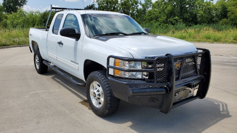 Chevrolet Silverado 2500HD 2012 price $12,950